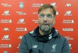 J.Kloppas įvardijo du pagrindinius UEFA Čempionų lygos favoritus