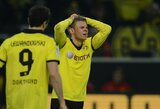 """Visi artimiausi """"Bayern"""" persekiotojai prarado taškus"""