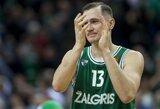 Eurolygos vadovų ir kapitonų pokalbyje žaidėjai išreiškė norą nutraukti sezoną