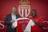 """Oficialu: """"Monaco"""" įsigijo V.Love"""