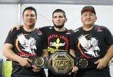 """""""UFC 242"""" medikų išvados: C.Nurmagomedovas galėtų kautis jau šį savaitgalį"""