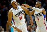 """NBA reitingas: pergalingas """"Clippers"""" žaidimo receptas – be B.Griffino"""