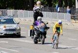 """R.Navardauskas """"Saudi Tour"""" lenktynėse finišavo 12-as"""