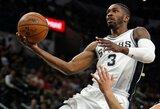 """""""Olympiacos"""" papildė NBA ir Kinijoje žaidęs gynėjas"""