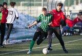 Vasario 16-oji buvo pažymėta labdaringu futbolo turnyru