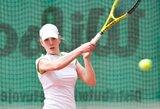 """Lietuvos moterų teniso rinktinė tęsia galingą pasirodymą """"Fed Cup"""" turnyre"""