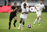 """Aštuonis įvarčius pelnę """"Marseille"""" sutraiškė be W.Rooney žaidusius """"DC United"""""""