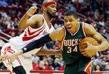 """""""Bucks"""" išsaugojo keturis žaidėjus"""