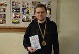 A.Kybartas – pasaulio vyrų paprastųjų šaškių vicečempionas