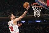 """T.Satoransky: """"Bulls"""" klubui gali nebūti prasmės tęsti sezoną"""""""