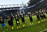 """Borussia"" futbolo klubas Berlyne surengė madų šou"