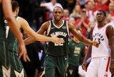 """""""Bucks"""" žvaigždė nutraukė kontraktą"""