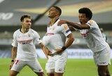 """""""Sevilla"""" gynėjas įamžino savo įvartį Europos lygos finale: kūną papuošė tatuiruote"""
