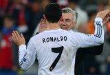 """""""Real"""" klubas pasityčiojo iš """"Bayern"""" ir po 12 metų pertraukos žengė į Čempionų lygos finalą"""