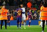 """Casemiro įvardijo svarbiausią """"Barcelonos"""" žaidėją kartu su L.Messi"""