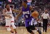 NBA nustatė: R.Rondo buvo per toli nuo spyrio D.Williamsui, todėl įžaidėjo nenubaudė