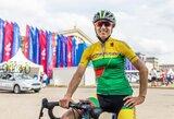 """Dviratininkės R.Leleivytės komanda džiūgauja: pagaliau laimėtas """"Giro d'Italia"""" etapas"""