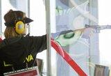 Europos šaudymo čempionate lietuviai lieka be olimpinių kelialapių