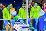 Lietuvos plaukikų komandai nepavyko prasibrauti į olimpiados finalą