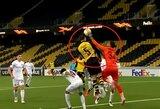 """Skandalingai lemiamas UEFA Europos lygos rungtynes pralaimėję """"CFR Cluj"""" išsiliejo ant teisėjo: """"Mus laikai čigonais?"""""""