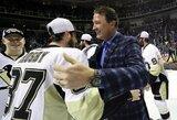 Geriausi pirmieji NHL šaukimai per 40 metų: M.Lemieux aplenkė S.Crosby ir A.Ovečkiną