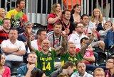 Kitais metais Lietuvoje veikiausiai vyks tik merginų pasaulio čempionatas