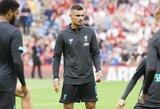 """""""Liverpool"""" nebereikalingas D.Lovrenas gali atsidurti Romoje"""