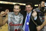 """Latvijos rinktinės treneriu pretenduoja tapti buvęs """"Ryto"""" žaidėjas ir buvęs Eurolygos treneris"""