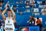 Geriausi 2013 metų Lietuvos krepšininkai — L.Pikčiutė ir M.Kalnietis!