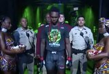 """UFC čempiono I.Adesanya patarimas jauniems kovotojams: """"Nebūkite tokie netikri, kaip J.Jonesas"""""""