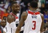 """""""Wizards"""" surengtas komandos pasitarimas davė atvirkštinį rezultatą"""