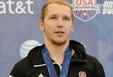S.Bilis prestižinėje Europos plaukimo čempionato rungtyje pateko į pusfinalį