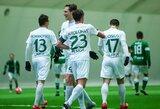 """Paaiškėjo Vilniaus """"Žalgirio"""" sudėtis LFF Supertaurės finalui"""