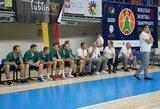 Lietuvos kurčiųjų vyrų krepšinio rinktinė – pasaulio čempionato pusfinalyje
