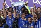 """Pamatykite: """"Chelsea"""" klubo triumfas """"Premier"""" lygoje"""