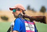 Atnaujintuose šaudymo sporto pasauliniuose reitinguose aukščiausiai rikiuojasi olimpinės rinktinės kandidatai