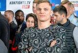 """S.Maslobojevas: apie užsivedimą, tylą iš ONE FC, nepavykusias derybas su """"Glory"""" bei sprendimą sugrįžti į MMA"""
