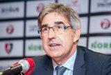 """Rungtynes Londone stebėjęs Eurolygos vadovas J.Bertomeu: """"Vertiname tai, ką daro """"Žalgiris"""""""