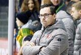 """Lietuvos jaunimo rinktinės treneris D.Boulangeris: """"Vietoje to, kad pradėtume žaisti kartu ir laikytumėmės sistemos, supanikavome"""""""