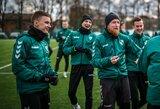 """Į """"Kauno Žalgirį"""" grįžta prieš dvejus metus klube žaidęs saugas"""