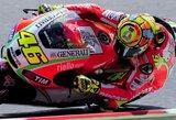 """""""Ducati"""" motociklininkams bandymuose motociklo reguliavimo pagerinti nepavyko"""