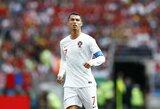 """F.Santosas: """"Jeigu C.Ronaldo žais vienas, tuomet Portugalija pralaimės"""""""