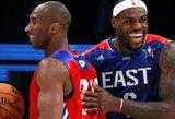 """""""Lakers"""" atstovai pripažino, jog sieks L.Jameso ir C.Anthony"""