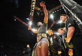 Skandalingojo J.Joneso sugrįžimas paženklintas pergale trečiame raunde prieš A.Gustafssoną bei susigrąžintu UFC čempiono diržu