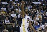 """K.Durantas analizavo vieno iš """"Raptors"""" lyderių žaidimą"""