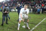 "Įspūdingą titulų kolekciją ""Sūduvos"" kapitonas nori praplėsti ""Betsafe LFF Supertaurės"" trofėjumi"