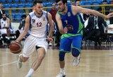 Š.Vasiliauskas prieš Europos taurės čempionus išsiskyrė rezultatyvių perdavimų gausa