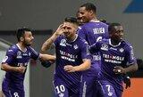 """Prancūzijoje - rezultatyvios """"Toulouse"""" ir """"Monaco"""" klubų lygiosios"""