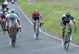 Klasikinėse dviračių lenktynėse Prancūzijoje E.Šiškevičius finišavo 25-as