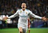 """Buvusio """"Real"""" trenerio verdiktas: kitame sezone turėtų nelikti S.Solario ir G.Bale'o"""